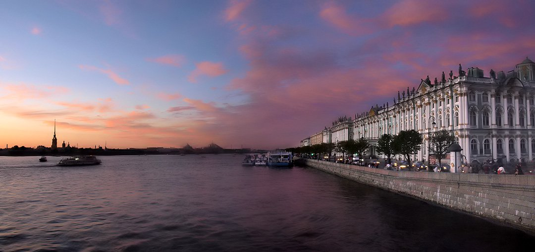 the Winter Palace and the Hermitage image
